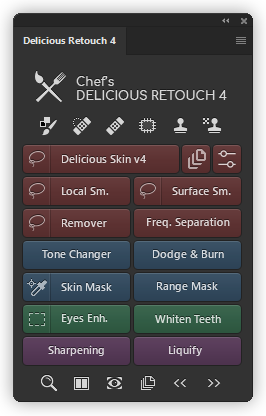 Delicious Retouch 4 0 – Chef's Plugins
